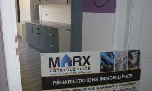 Rénovation complet, pose parquet, meubles de cuisine, peinture, carrelage